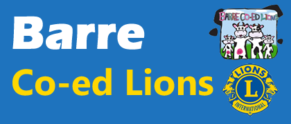 Barre Coed Lions